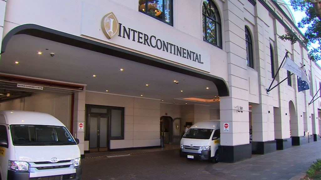 Man charged over alleged bugging of All Blacks hotel room
