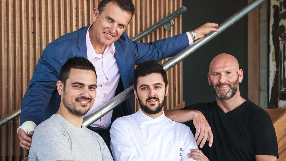 The Sotto Sopra team