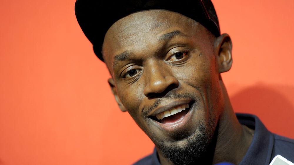 Usain Bolt happy he followed his father's advice