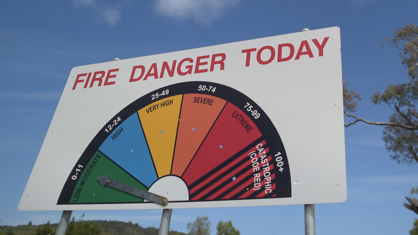 NSW braces for 'catastrophic' fire danger