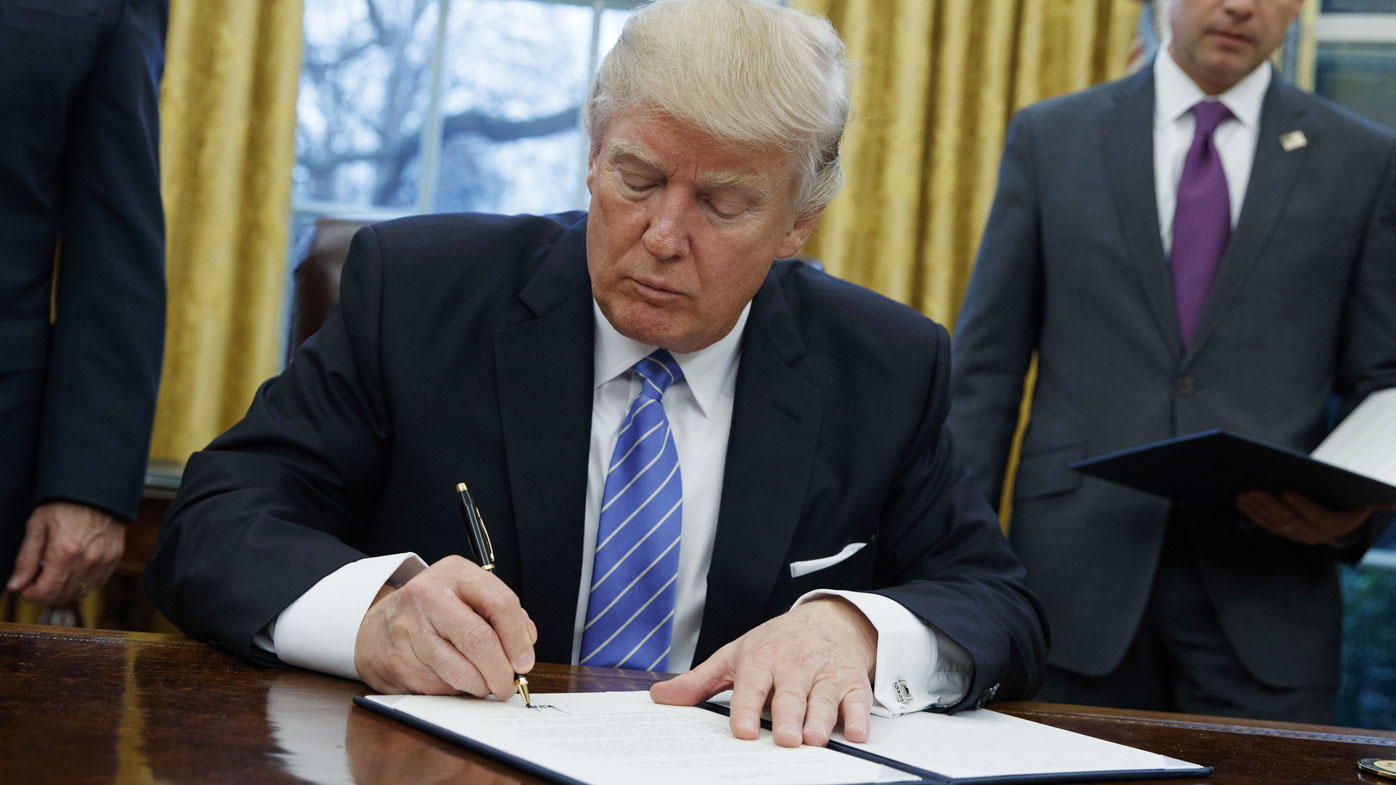 Trump breaks ice with China's Xi in letter