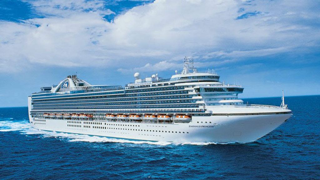 Crew member killed in gas explosion on Australian cruise ship