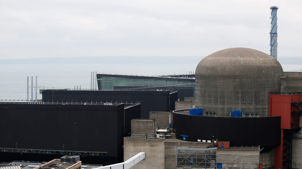 Explosion at French nuclear plant causes 'no radiation risk'