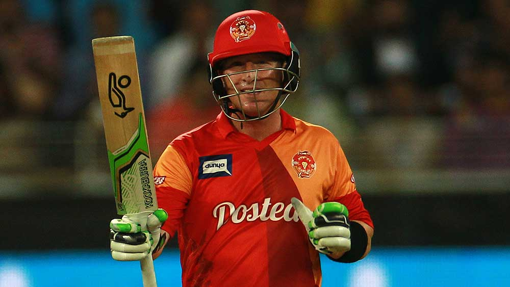 Brad Haddin scored 73 to help Islamabad to victory in the PSL. (AFP)