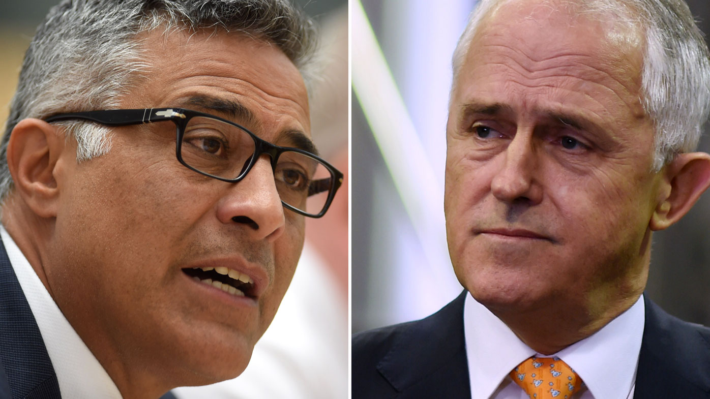 Prime Minister Malcolm Turnbull has acknowledged Ahmed Fahour was very talented but said his $5.6 million pay was 'too much'. (AAP)
