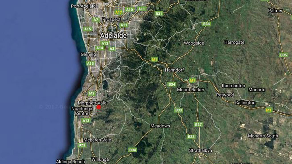 Adelaide shaken by magnitude 2.7 earthquake