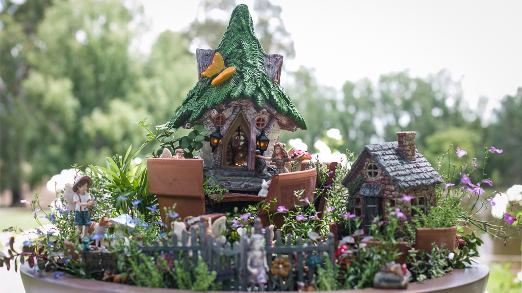 The fairy garden trend what you need to know 9Honey