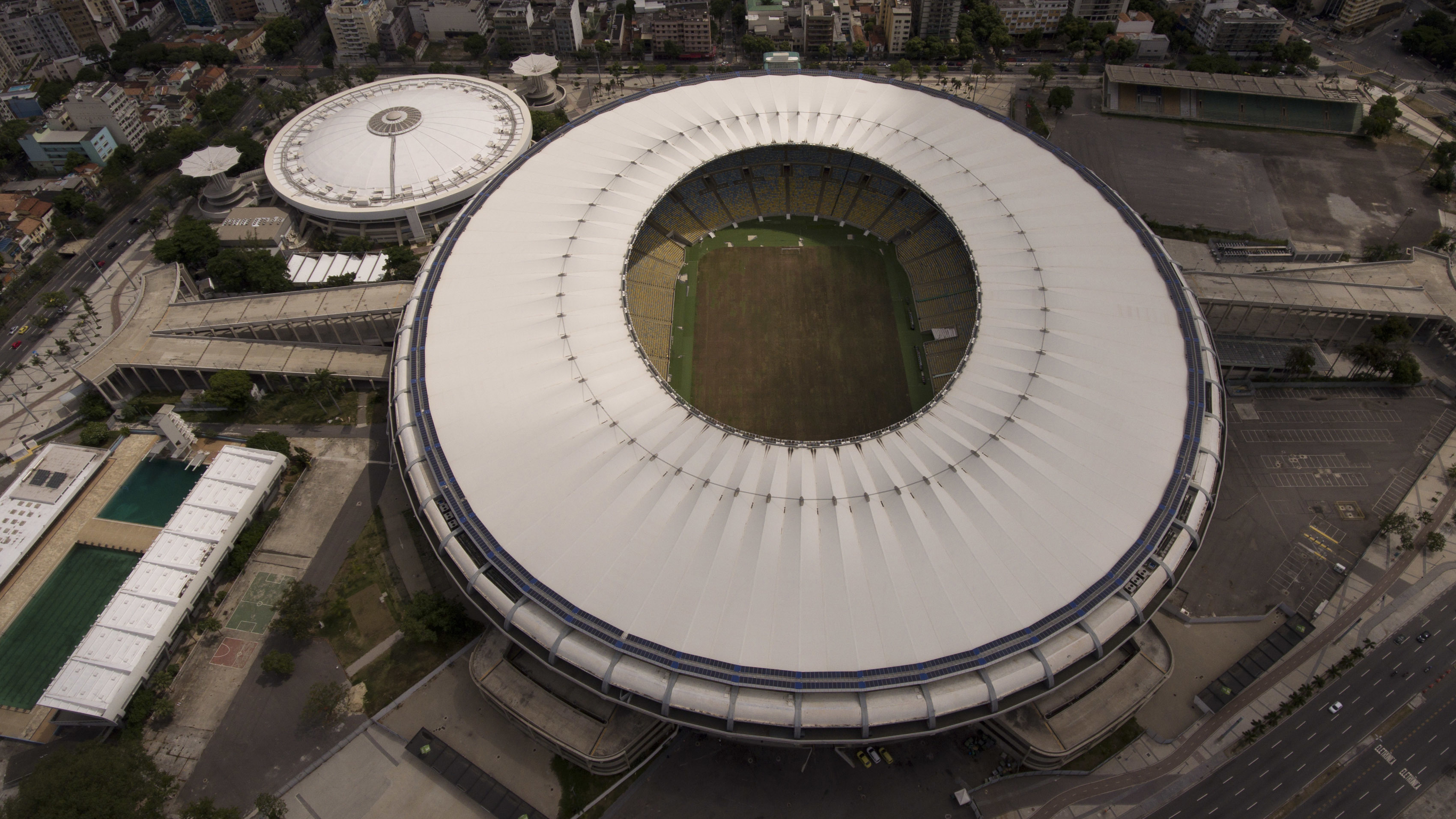 Rio stuck with big bills and vacant venues after Olympics