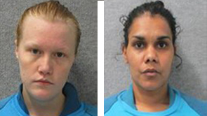 Two female inmates on the run after escaping Gold Coast prison
