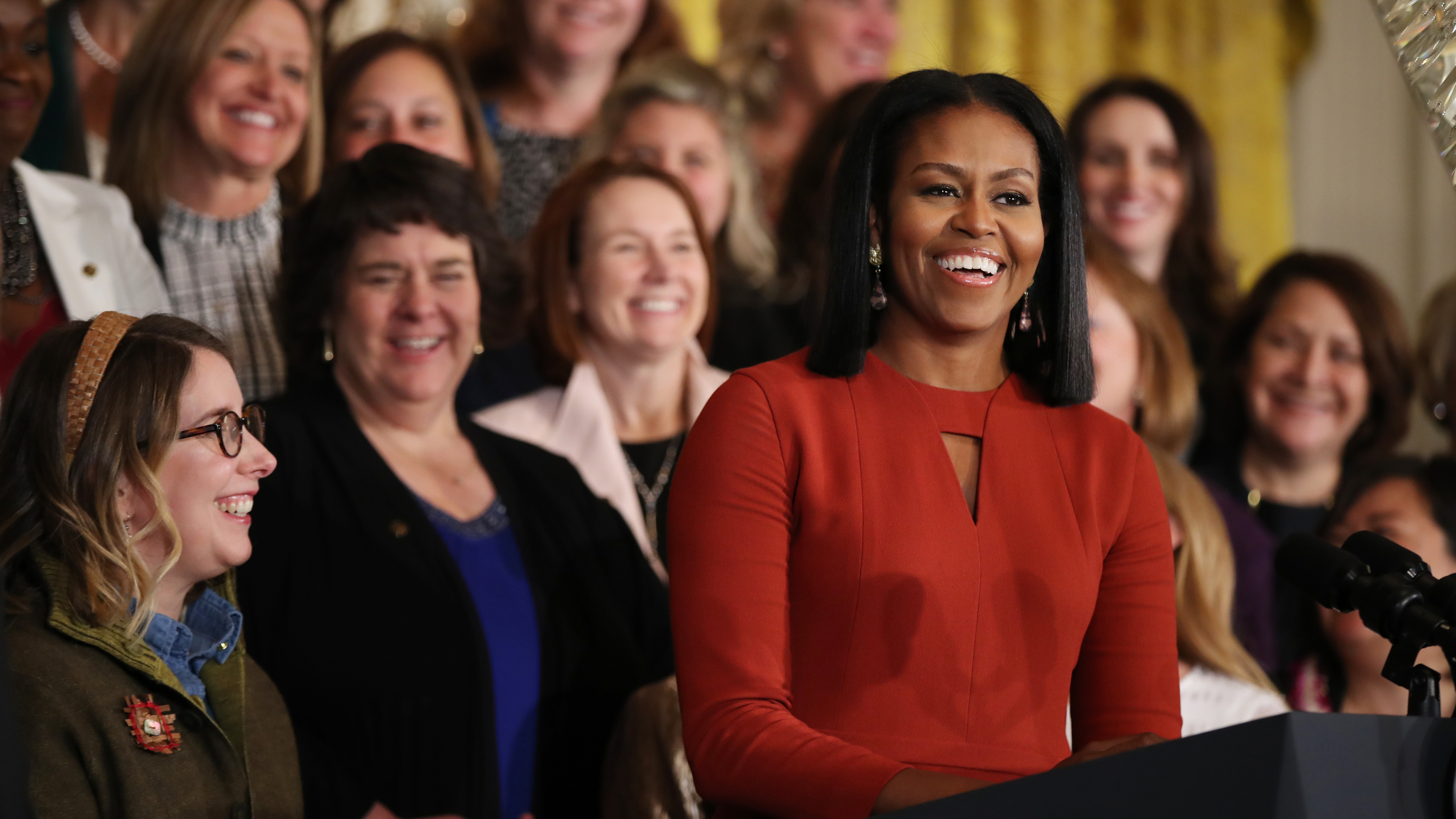Michelle Obama set to appear as guest on reality TV show