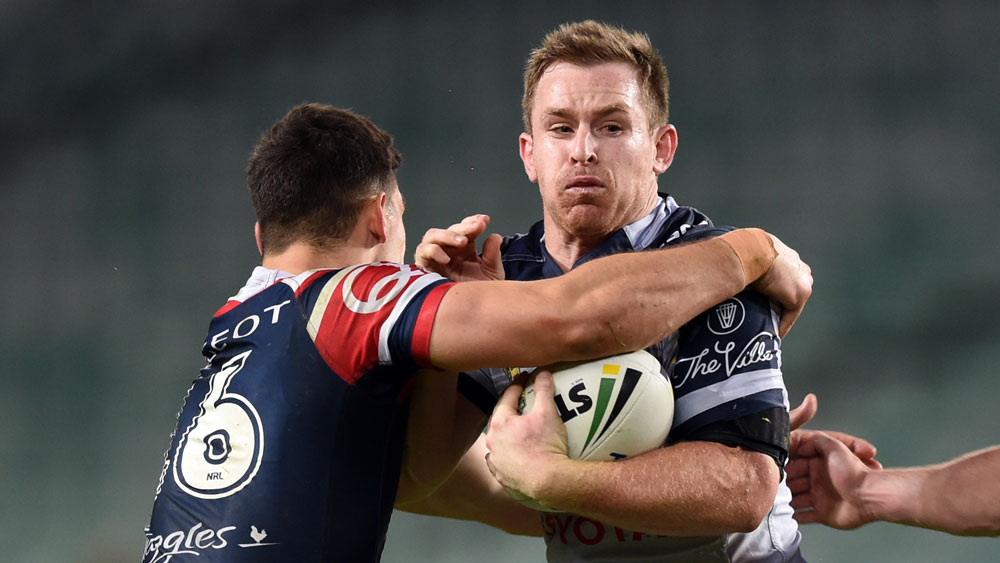 Cowboys hold on for 11-10 NRL trial win