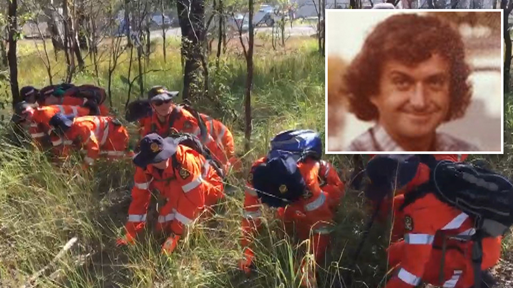 New bushland search linked to suspected Brisbane septic tank murder