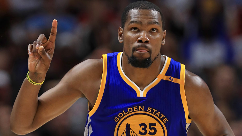 Kevin Durant has answer as OKC fans boo