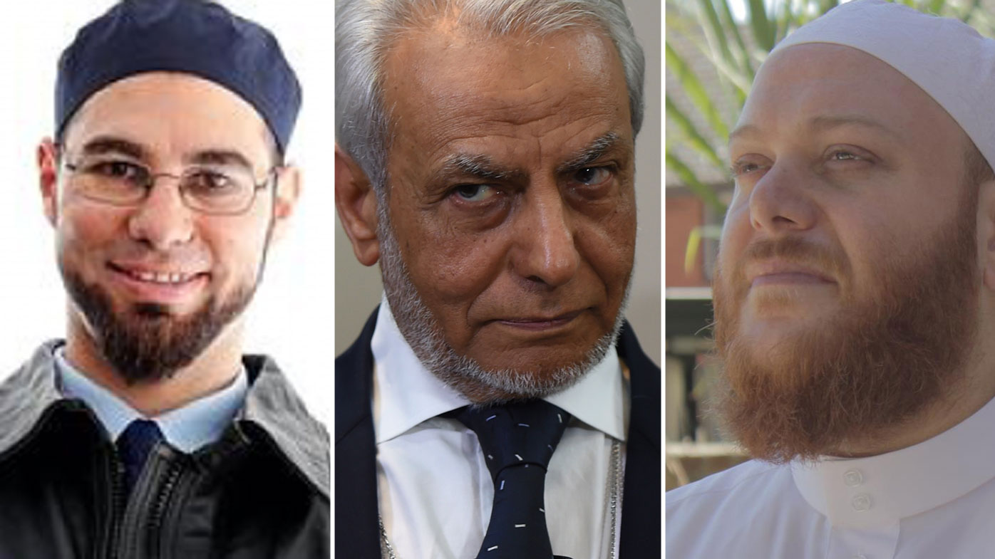 Prominent Australian sheikhs named as targets by Islamic State