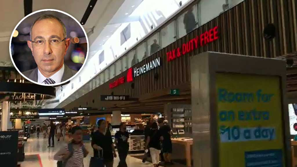 Airport duty free may cost you double the price of regular stores