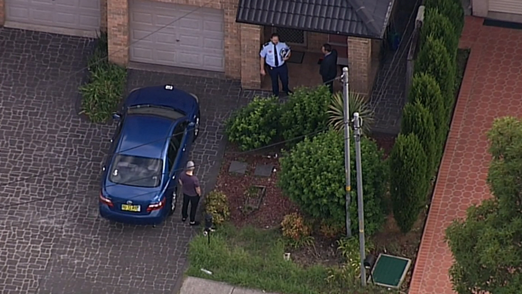 Police executed search warrants at seven homes. (9NEWS)