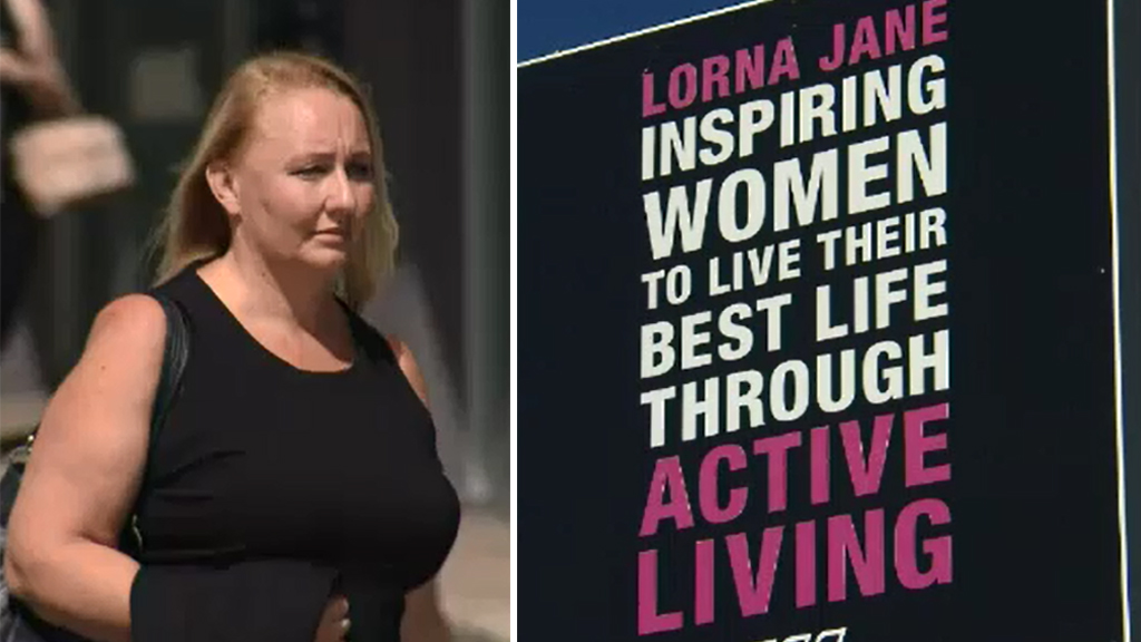 Woman suing Lorna Jane told to be 'honest'