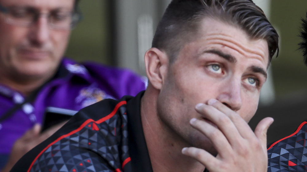 Bulldogs deny Foran NRL deal to Warriors