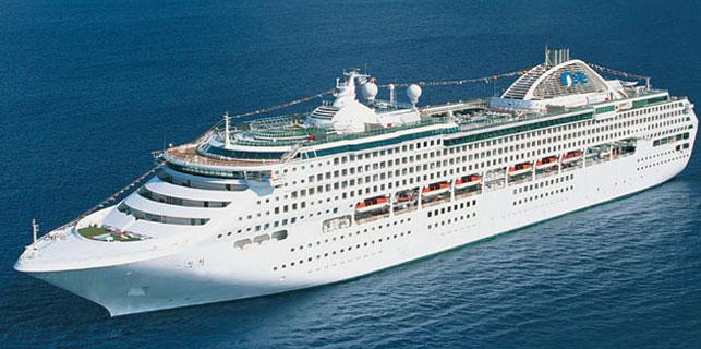 Gastro outbreak repeat aboard Sun Princess cruise ship