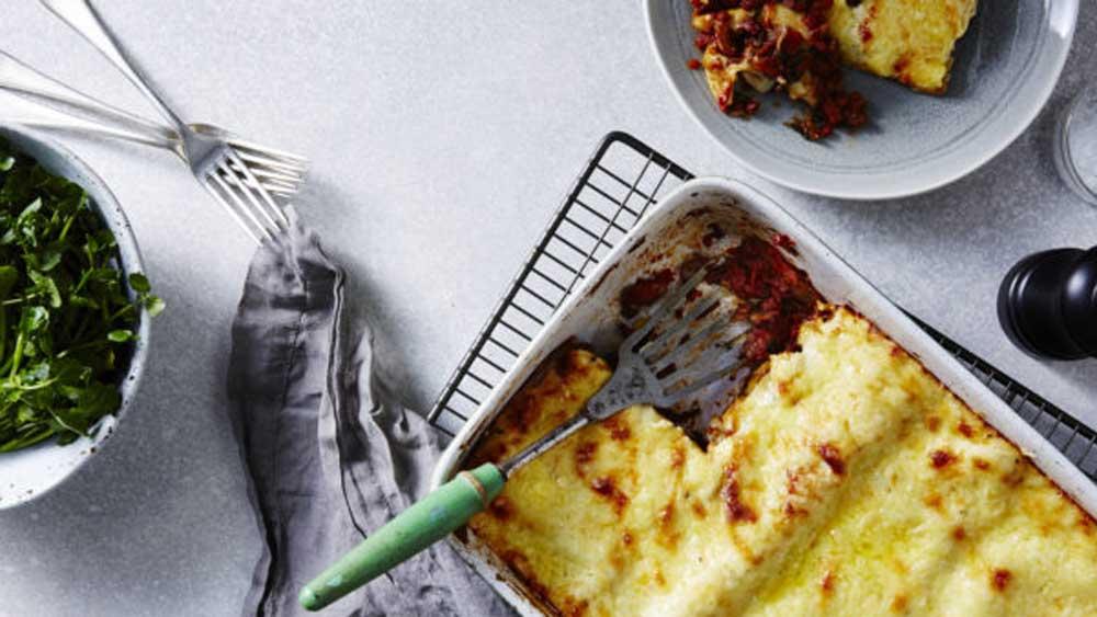 True blue Aussie lasagne