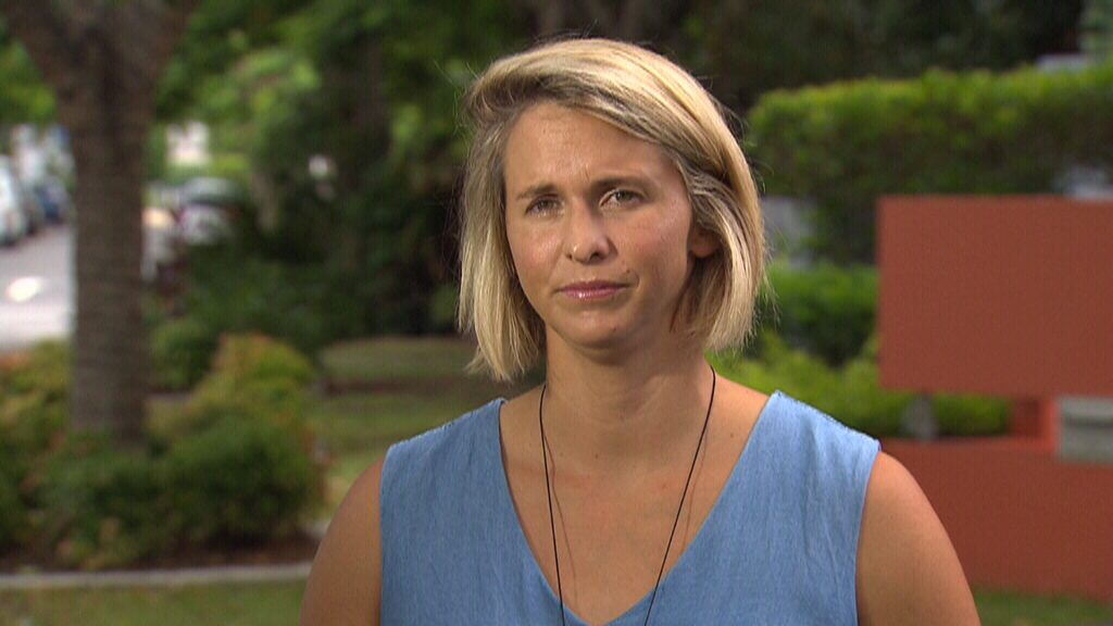 Libby Trickett says Grant Hackett needs support and 'time out'