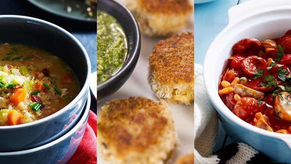 We're all time poor—so here are our favourite dishes to cook ahead and enjoy any time during the week. <br />