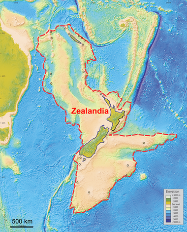 Zealandia: Scientists say there's an eighth continent underneath New Zealand