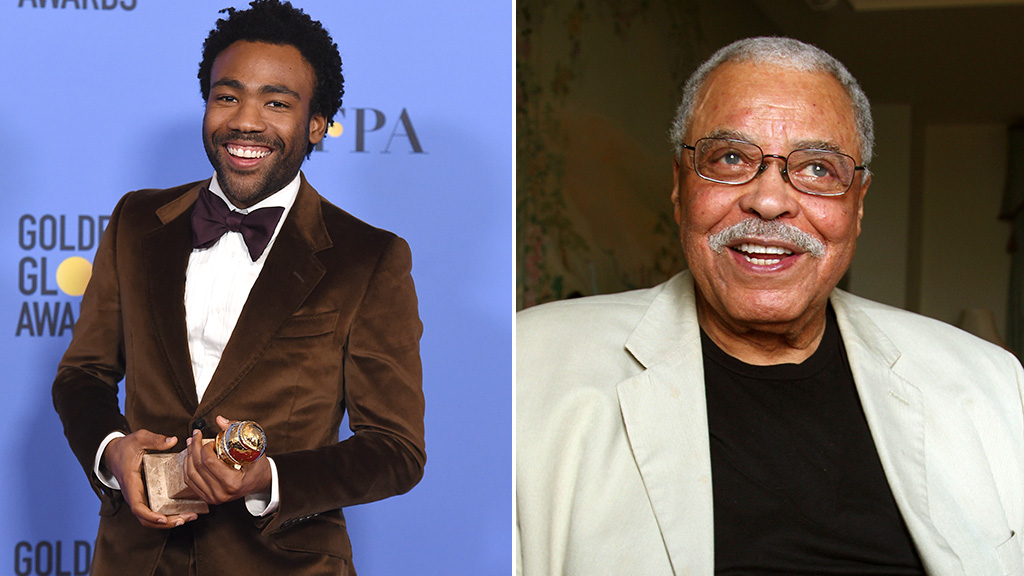 Donald Glover cast as Simba in 'Lion King' remake with James Earl Jones set to reprise role of Mufasa
