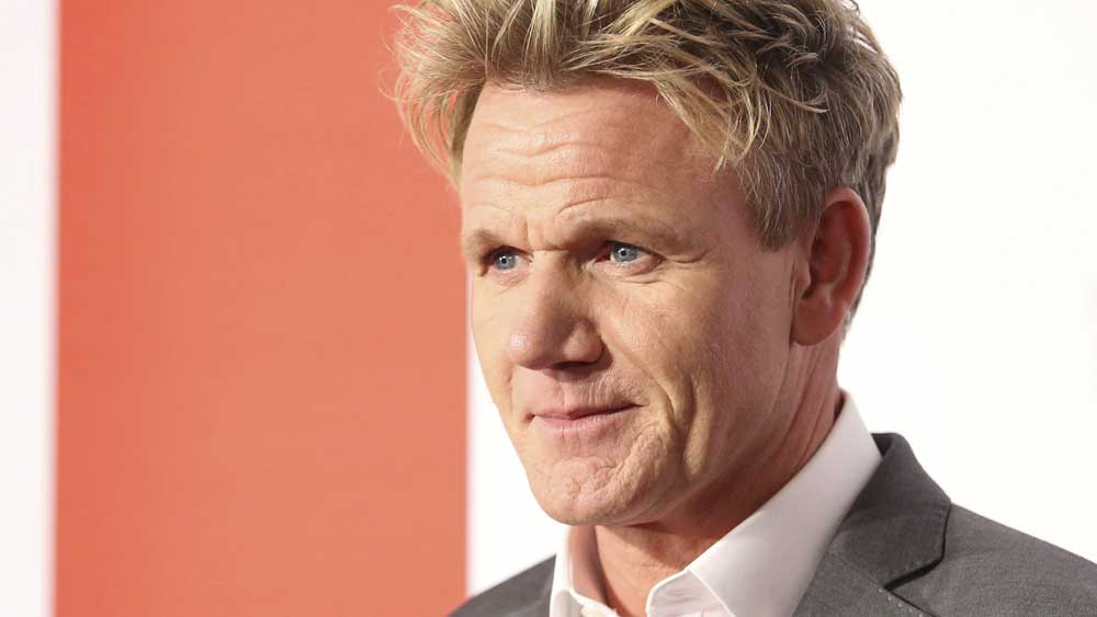 Gordon Ramsay. Image: AAP ONE