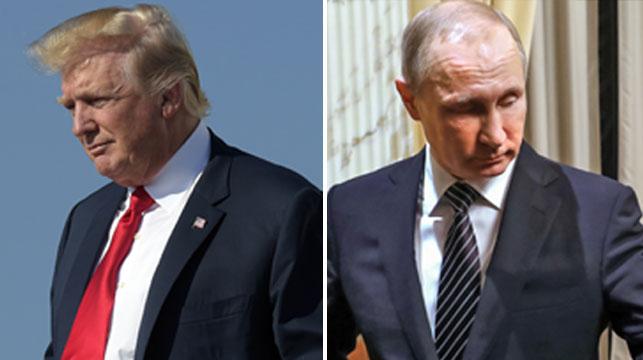 Russian media reins in Trump love as Putin bromance cools