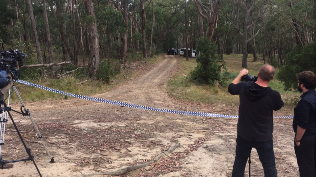 The woman's remains are being tested by authorities. (9NEWS)