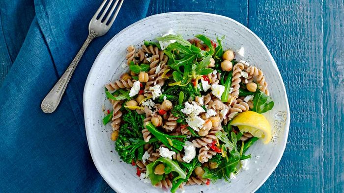 """<a href=""""http://kitchen.nine.com.au/2017/02/20/15/42/chilli-chickpea-and-vegetable-wholemeal-pasta-salad"""" target=""""_top"""">Chilli, chickpea and vegetable wholemeal pasta salad</a>"""