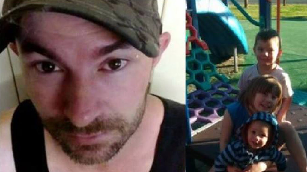 Man and three children missing from Queensland found safe in eastern Victoria