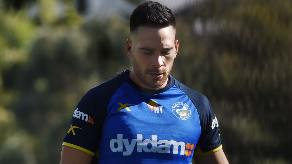 Parramatta five-eighth Corey Norman said the scandals he got caught up in 2016 cost him the captaincy. (AAP)