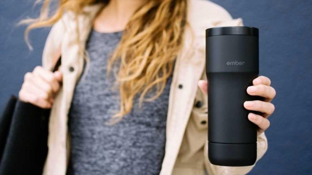 Image: Ember coffee mug