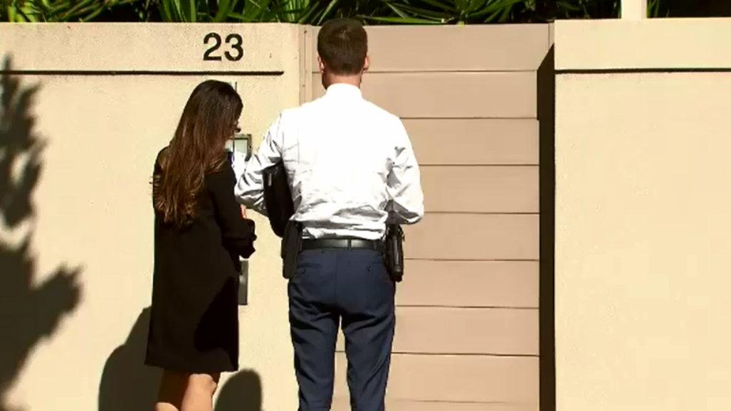 Detectives arrive at Melbourne home of missing mother Karen Ristevski