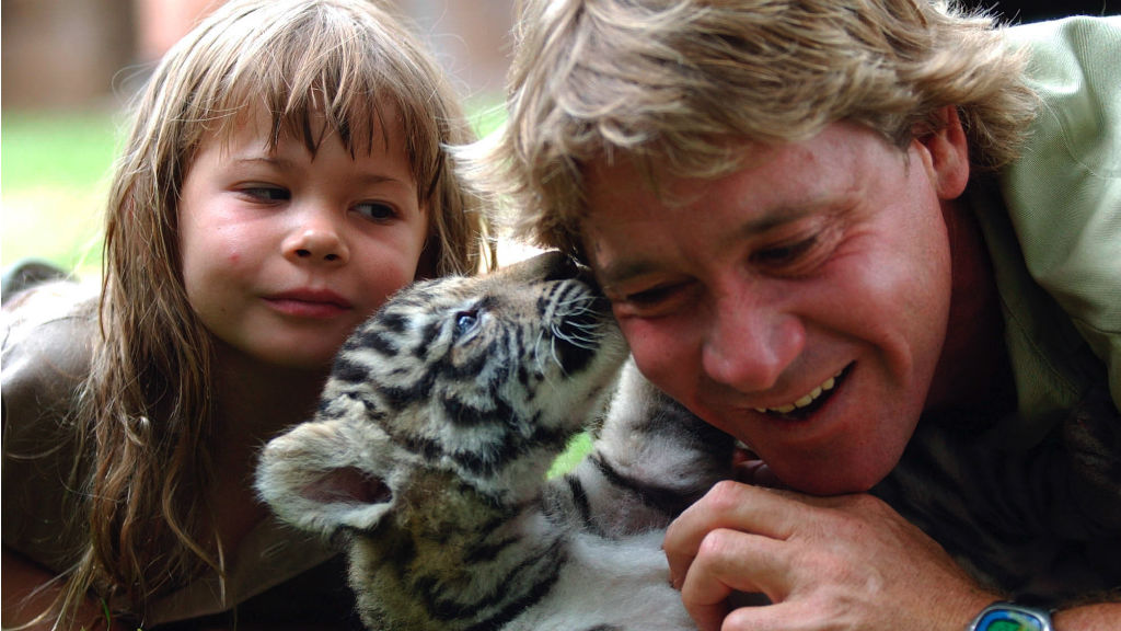Bindi Irwin posts touching tribute to father Steve Irwin on what would have been his 55th birthday