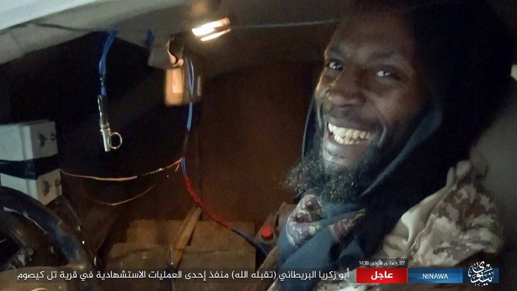 Smiling Iraqi suicide bomber was an ex-Guantanamo Bay detainee paid compensation
