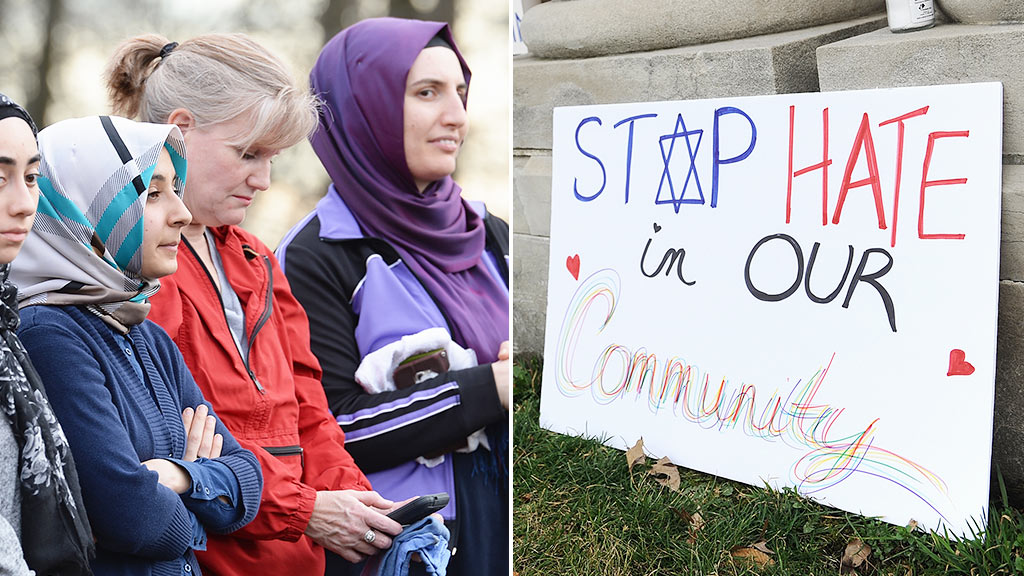 Muslim community raises more than $127k to repair defaced Jewish cemetery