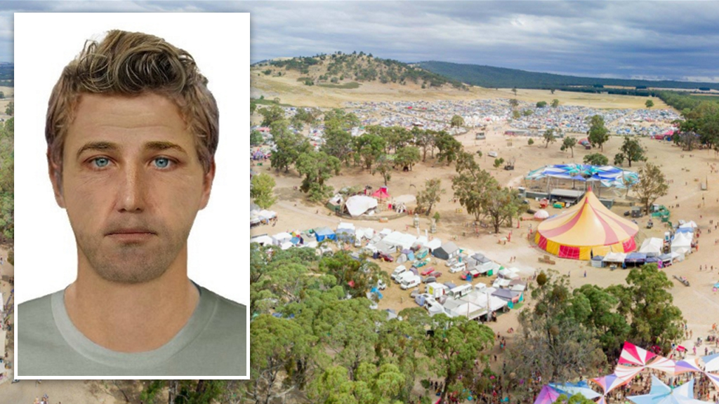 Woman 'pushed against van' and sexually assaulted three times at Rainbow Serpent Festival