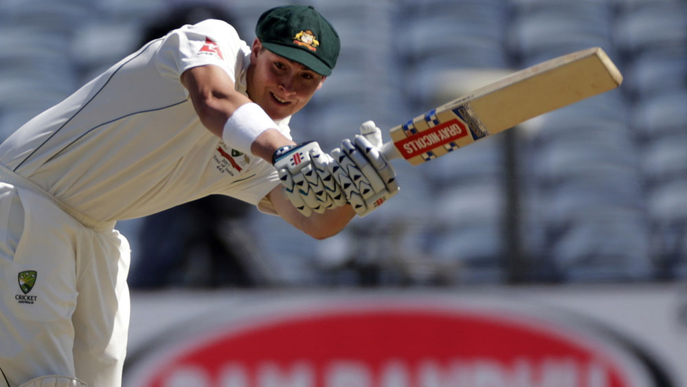 Renshaw not fussed about Border's barb