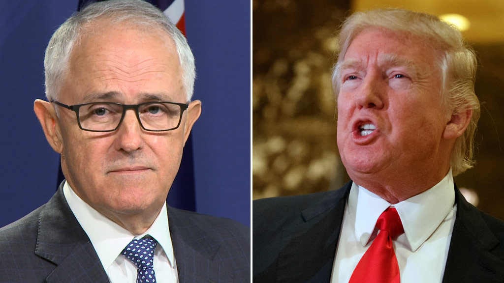 Malcolm Turnbull set for first face-to-face with Donald Trump in May