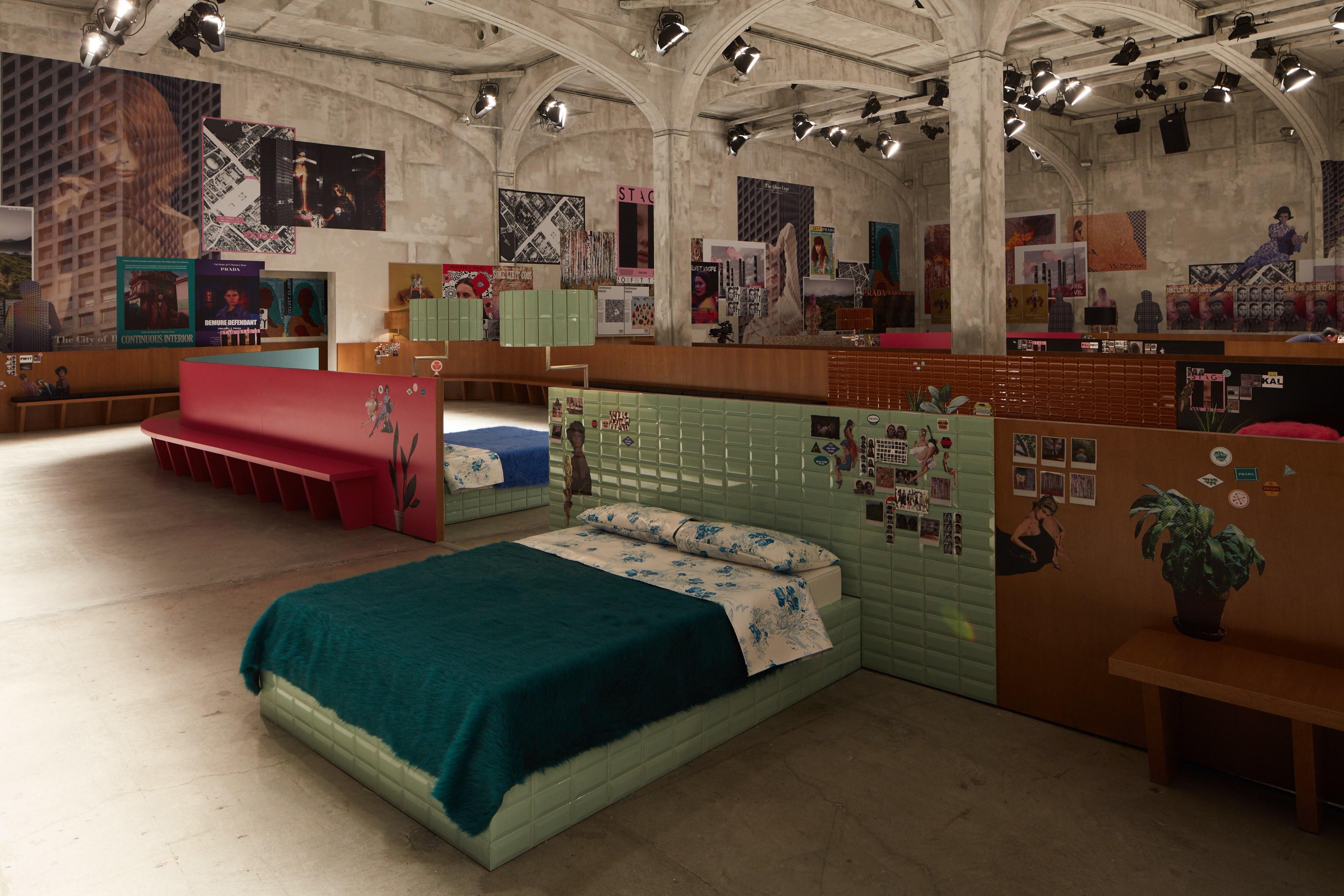 Prada S Runway Was Like Living In A Teenage Dream 9homes