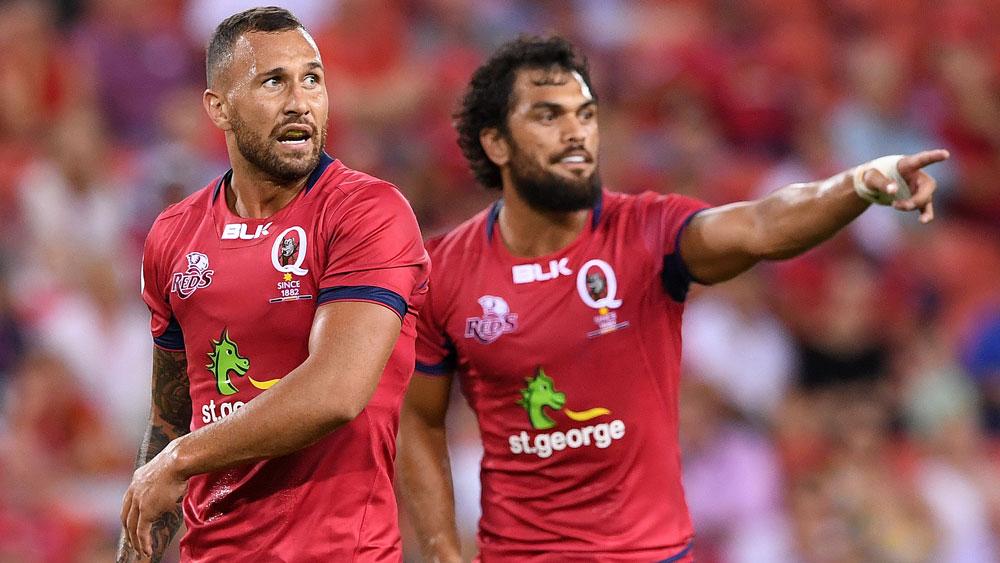 Scrappy Reds edge Sharks in Super win