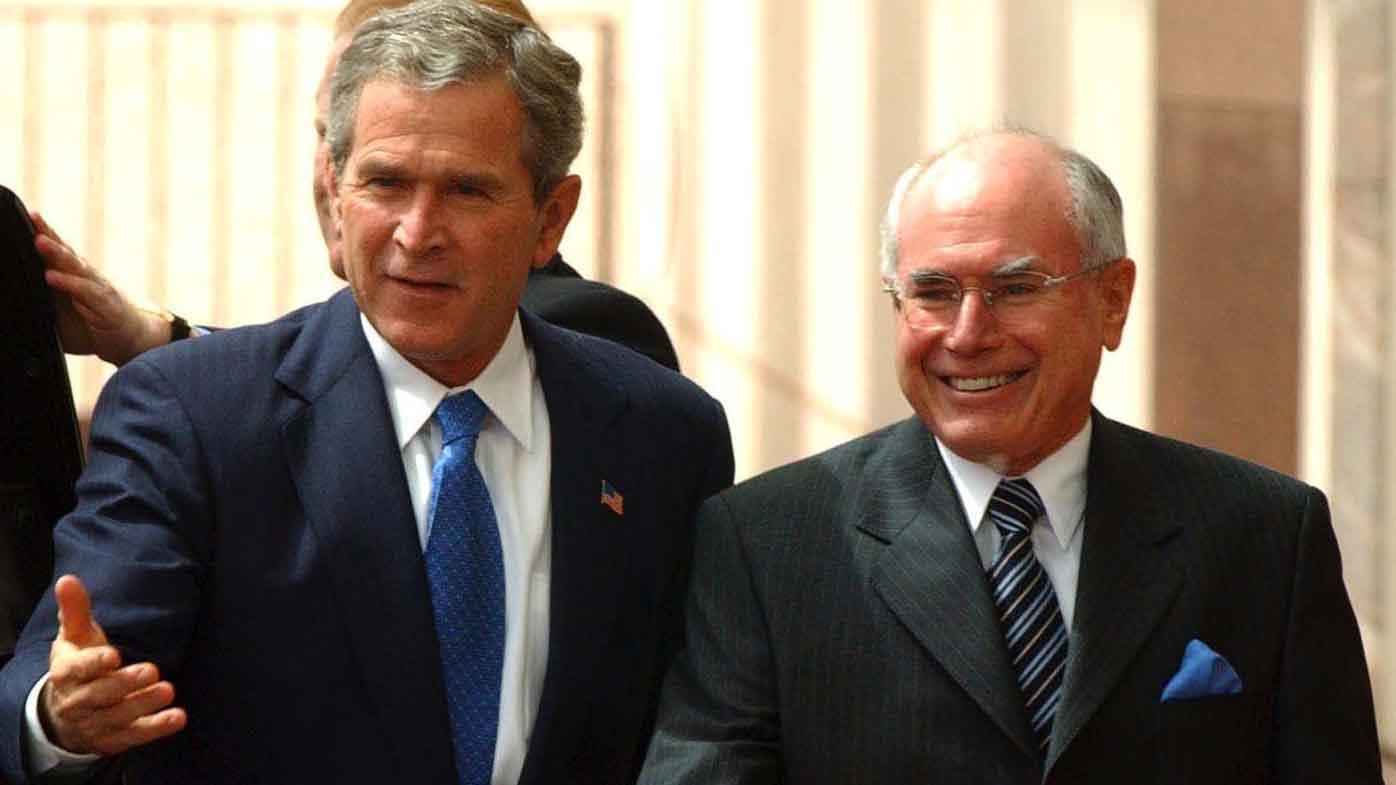 Iraq war was to boost US ties: declassified report