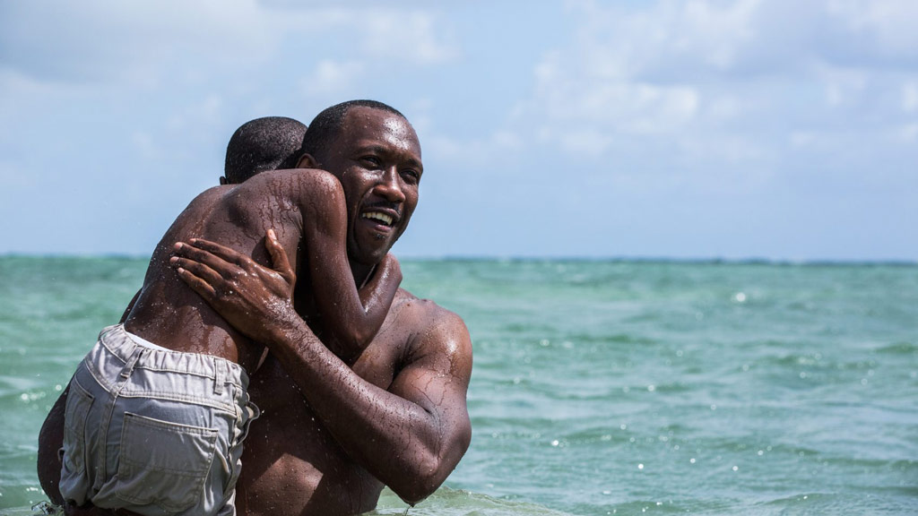 Critically acclaimed US drama film Moonlight has received eight Oscar nods, including Best Picture, Best Director and Best Adapted Screenplay. (A24)