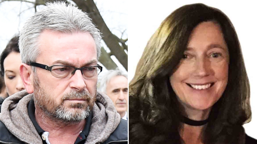 Borce Ristevski (left), and Karen (right). (AAP file images)