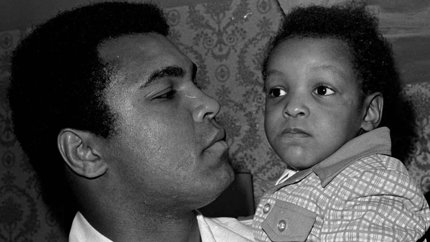 Son of boxer Muhammad Ali detained at Florida airport