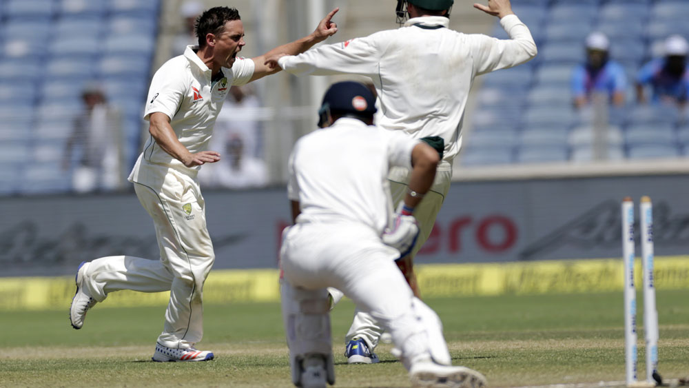 India made O'Keefe look dangerous: Kohli
