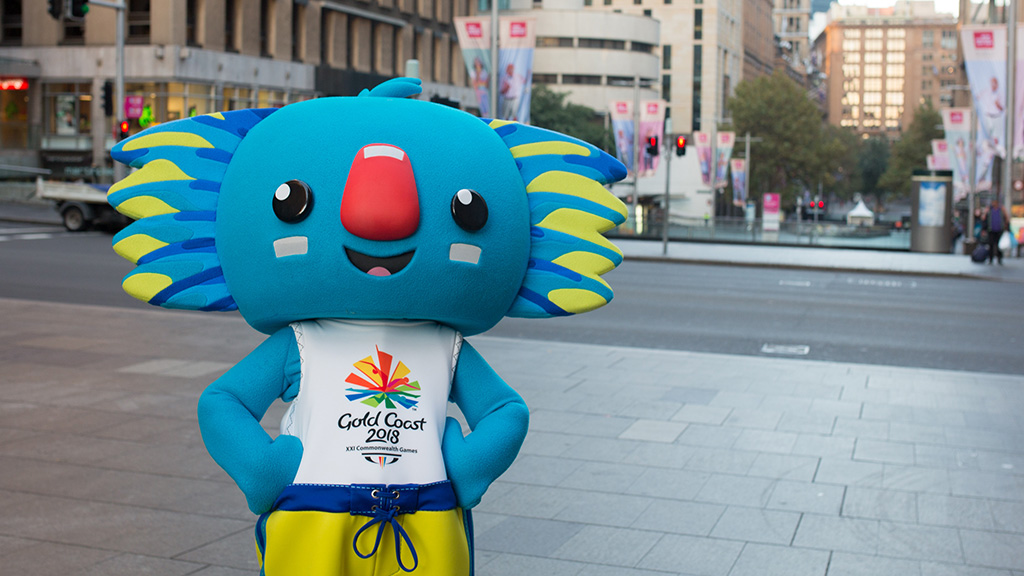 Commonwealth Games facing legal threat over koala mascot